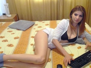 Sex cam angelnicolle online! She is 25 years old 