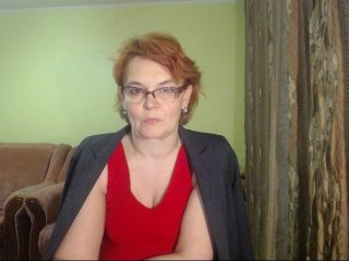 Sex cam doll djemala ready for live sex show! She is 45 years old redhead and speaks english,