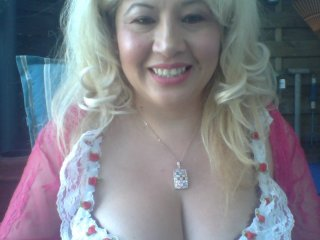 Big Boobies hotlatina555 with shaved pussy