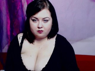 Big Boobies donnaloyal with shaved pussy