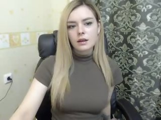 Teen Sex Cam lady_blonde_  with