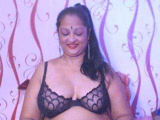 Sex cam doll matureindian ready for live sex show! She is 44 years old brunette and speaks english,