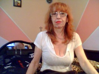 Sex cam saraflame online! She is 51 years old 