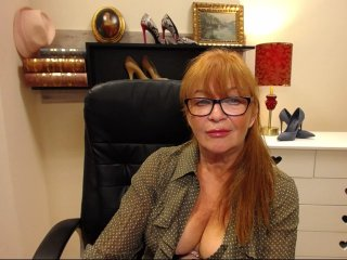 Sex cam matureterry online! She is 60 years old 