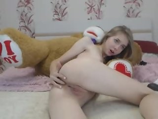 Sex cam sashamyluv online! She is 18 years old 