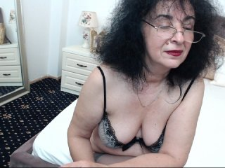 Sex cam mistiquedean online! She is 50 years old 