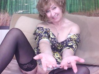 Sex cam elenaulovely online! She is 45 years old 