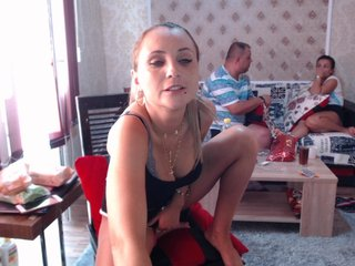 Young Cam Doll lettallii. blonde with average tits