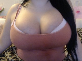 Spanish Sex Cam ayanaxoxo with green eyes and big boobs