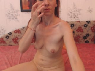 Sex cam katerinna online! She is 44 years old 